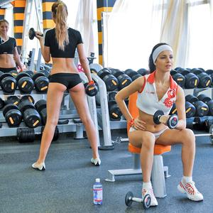 Фитнес-клубы Нижнекамска