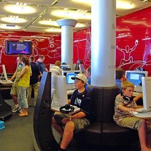 Интернет-кафе Нижнекамска