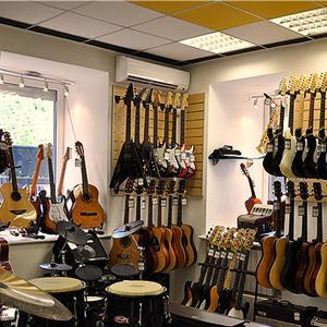 Музыкальные магазины Нижнекамска