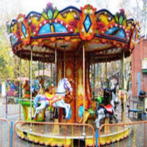 Парки культуры и отдыха Нижнекамска