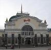 Железнодорожные вокзалы в Нижнекамске