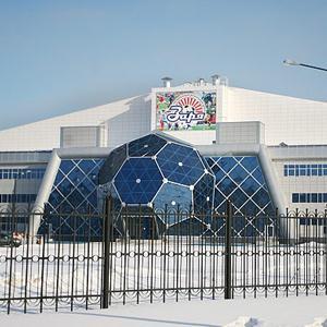 Спортивные комплексы Нижнекамска